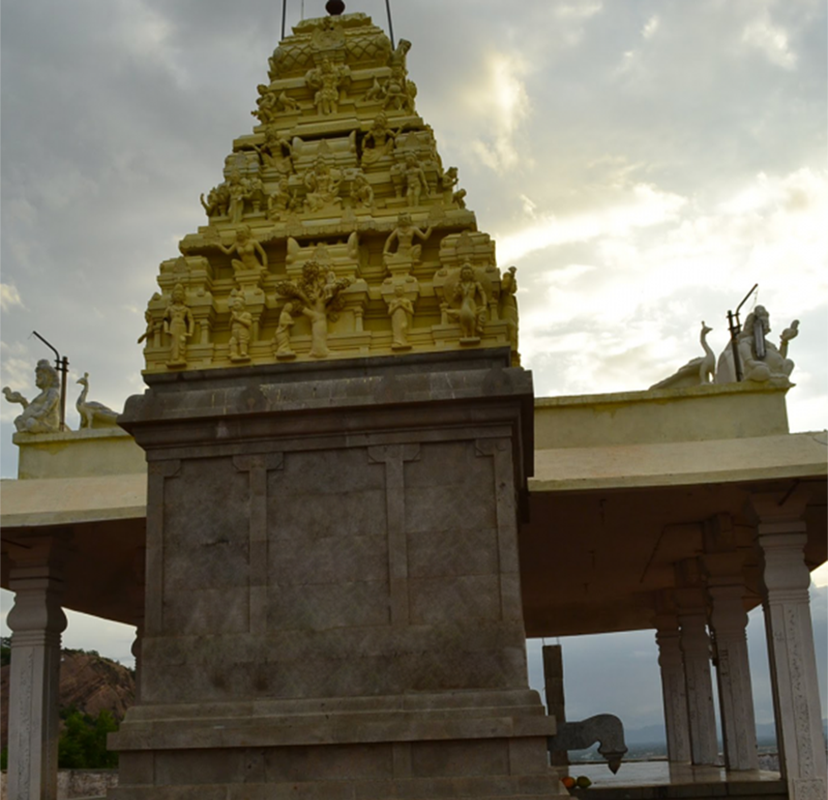 The Divine Thirukoodal Malai
